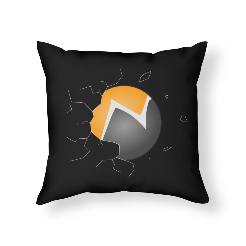 rodolink 02 Home Throw Pillow by NeoGAF Merch Shop