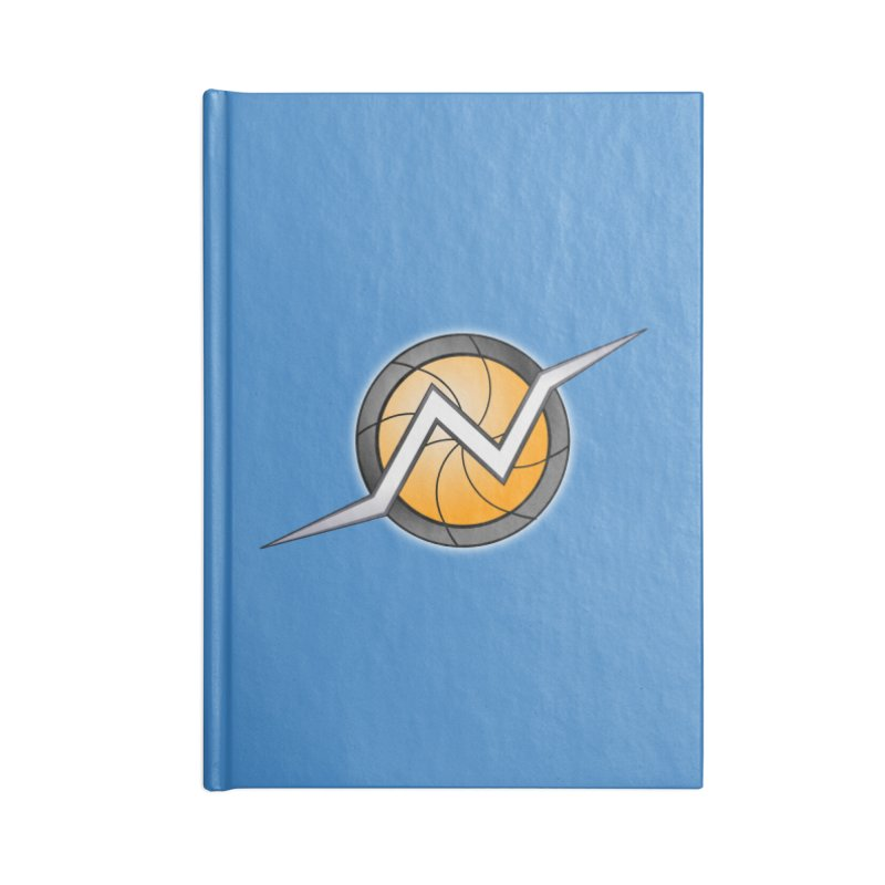 rodolink 03 Accessories Lined Journal Notebook by NeoGAF Merch Shop