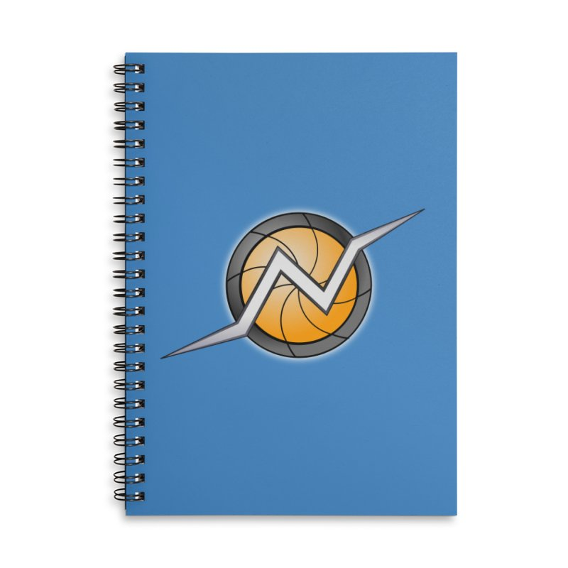 rodolink 03 Accessories Lined Spiral Notebook by NeoGAF Merch Shop