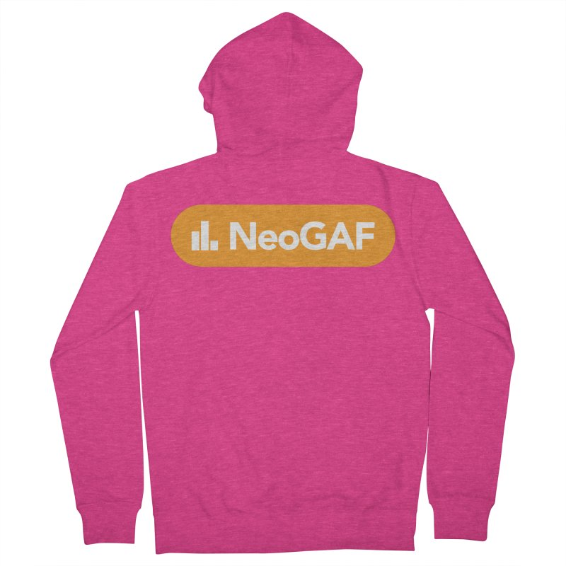 salvatron 01 Women's French Terry Zip-Up Hoody by NeoGAF Merch Shop