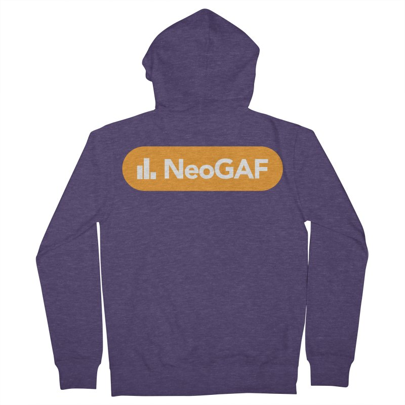 salvatron 01 Men's French Terry Zip-Up Hoody by NeoGAF Merch Shop