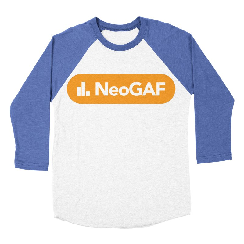 salvatron 01 Men's Baseball Triblend Longsleeve T-Shirt by NeoGAF Merch Shop