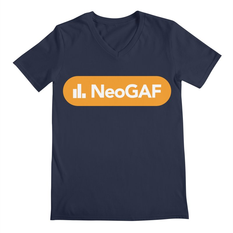salvatron 01 Men's Regular V-Neck by NeoGAF Merch Shop