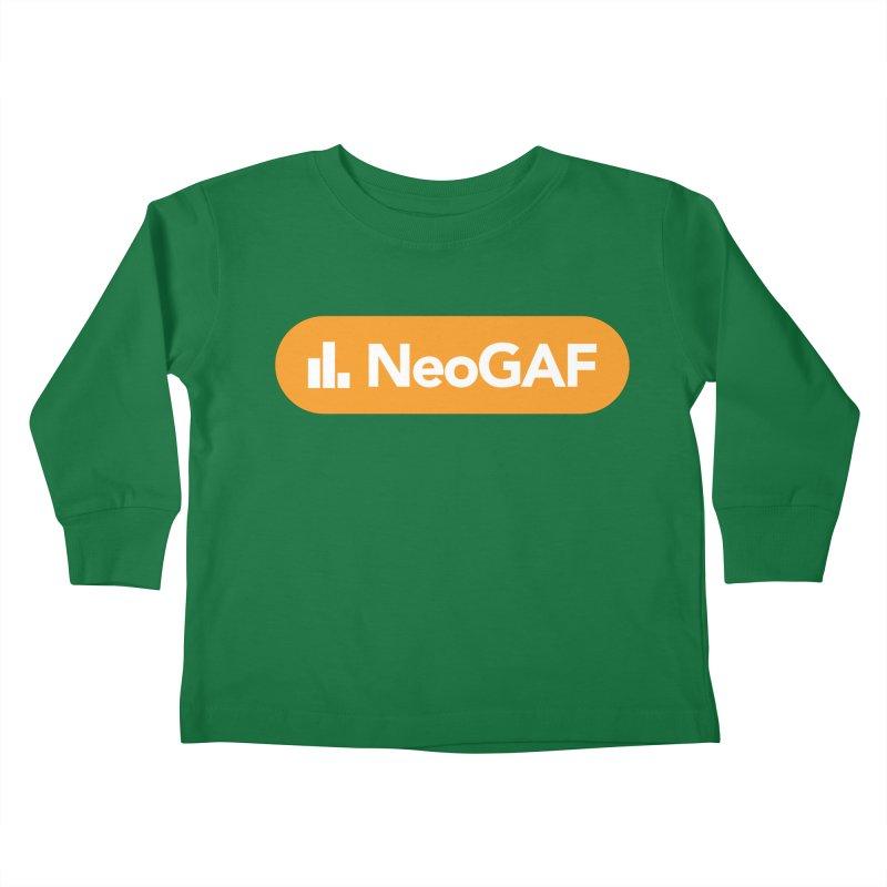 salvatron 01 Kids Toddler Longsleeve T-Shirt by NeoGAF Merch Shop
