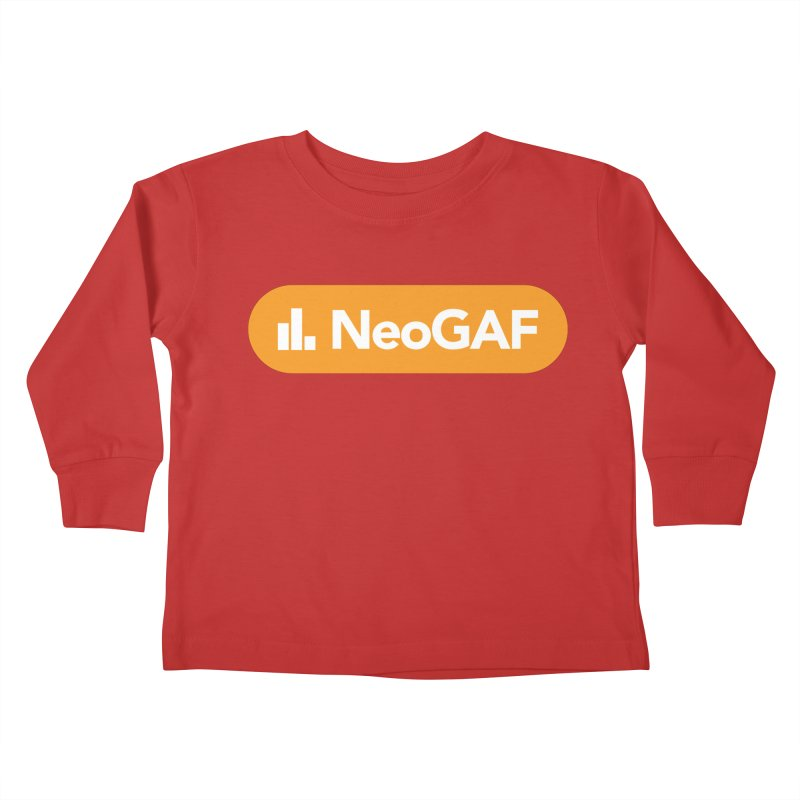 salvatron 01 Kids Toddler Longsleeve T-Shirt by NeoGAF Merch Shop