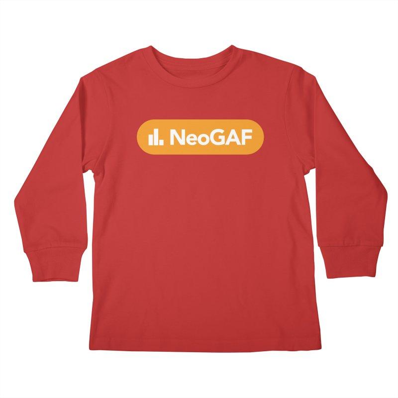 salvatron 01 Kids Longsleeve T-Shirt by NeoGAF Merch Shop