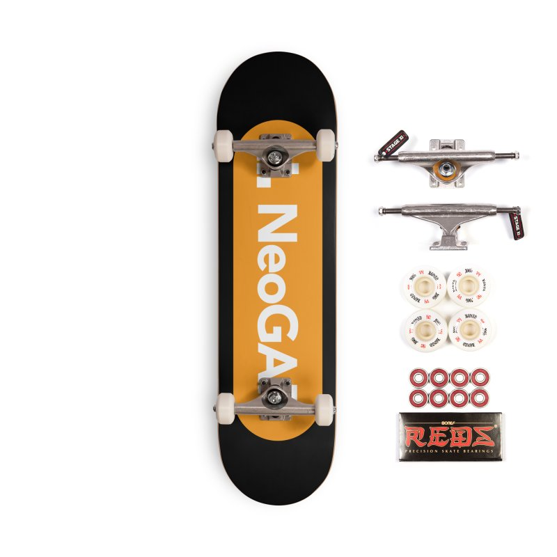 salvatron 01 Accessories Complete - Pro Skateboard by NeoGAF Merch Shop