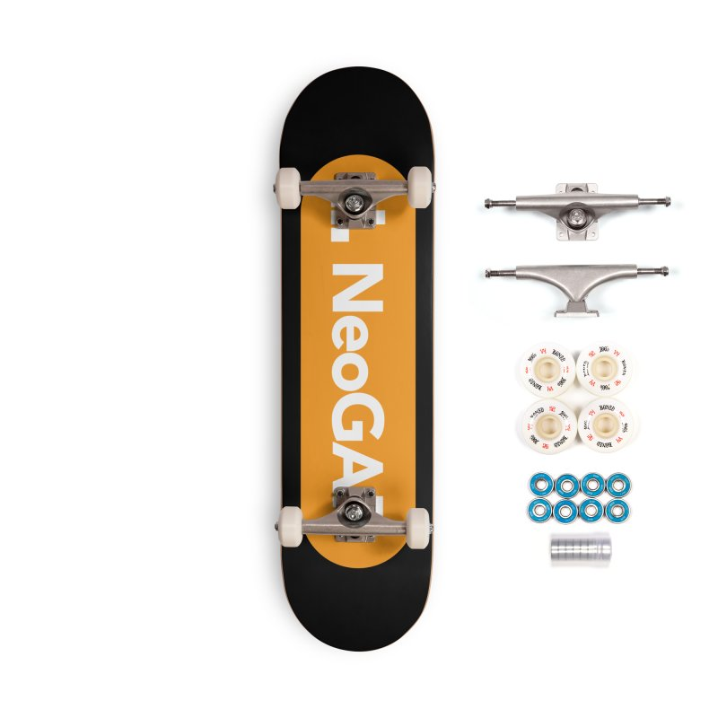 salvatron 01 Accessories Complete - Premium Skateboard by NeoGAF Merch Shop