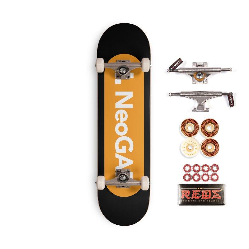 salvatron 01 Accessories Skateboard by NeoGAF Merch Shop