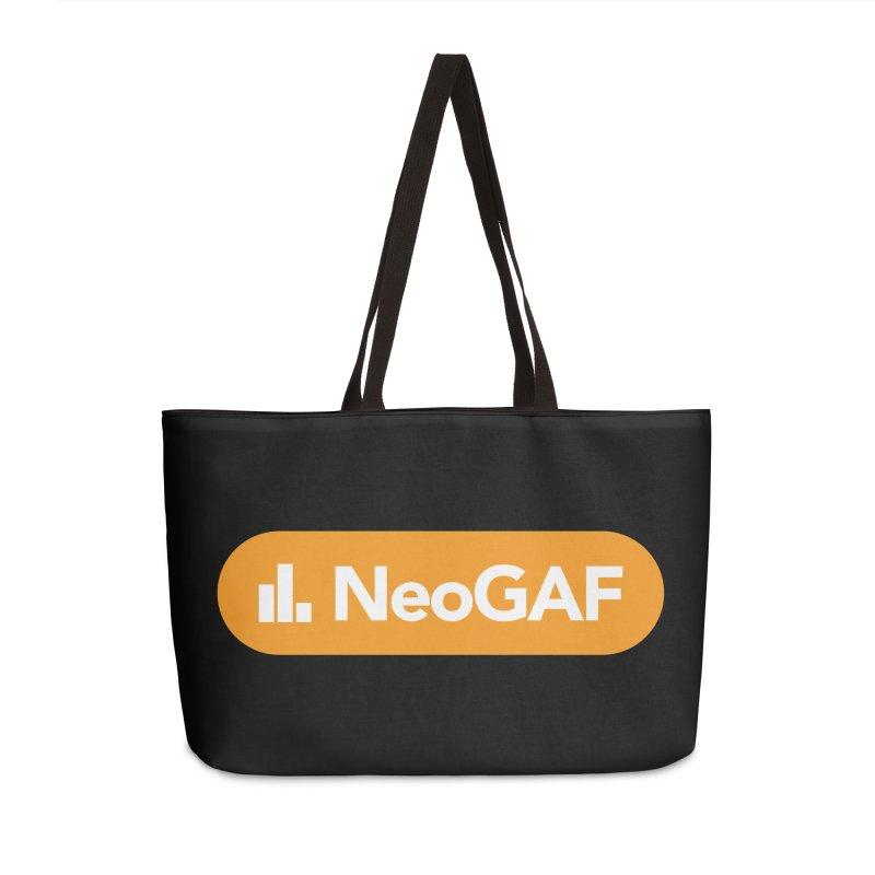 salvatron 01 Accessories Weekender Bag Bag by NeoGAF Merch Shop