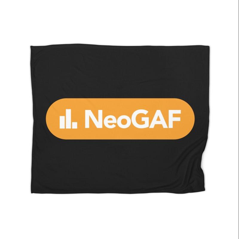 salvatron 01 Home Fleece Blanket Blanket by NeoGAF Merch Shop