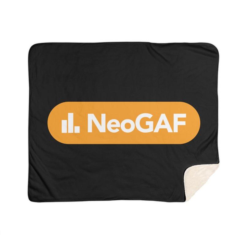salvatron 01 Home Sherpa Blanket Blanket by NeoGAF Merch Shop