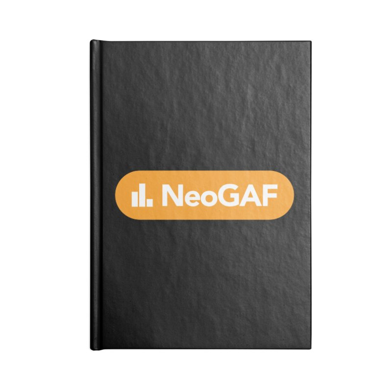 salvatron 01 Accessories Lined Journal Notebook by NeoGAF Merch Shop