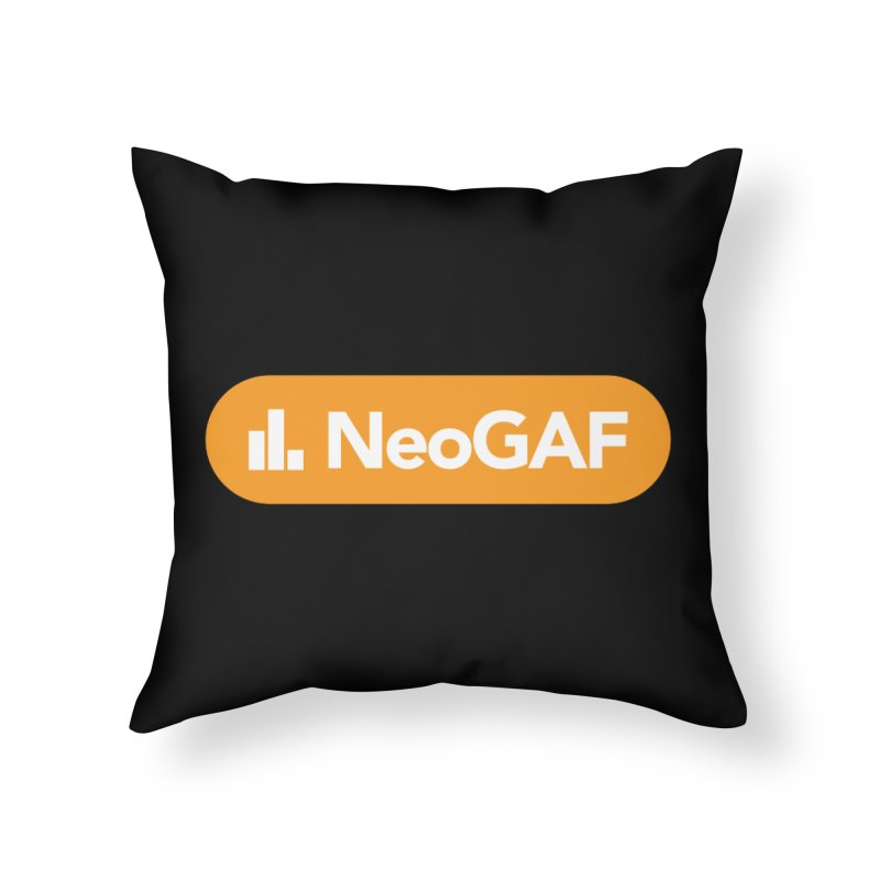 salvatron 01 Home Throw Pillow by NeoGAF Merch Shop