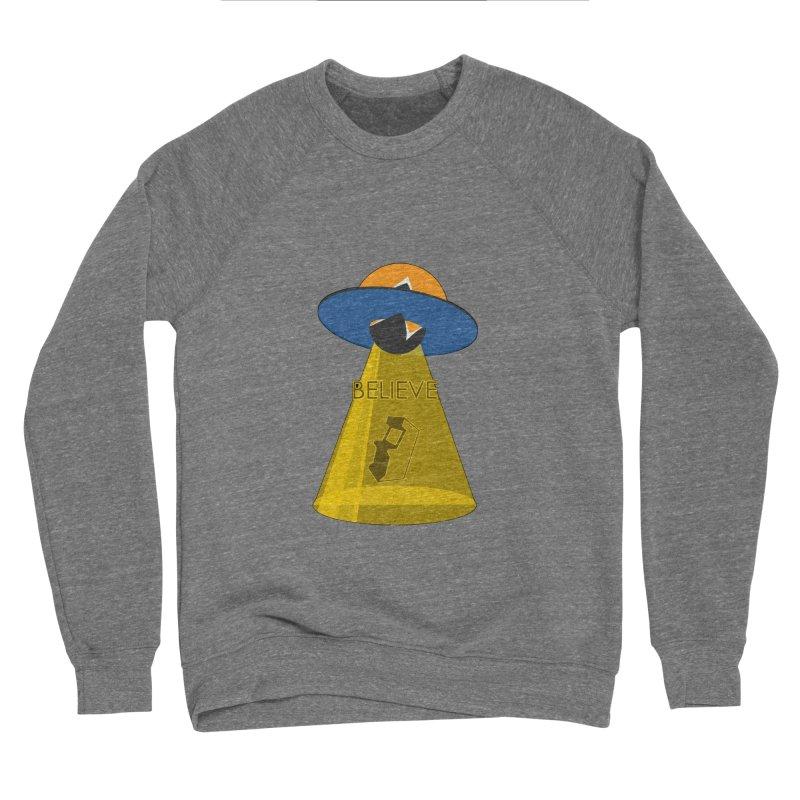 strange headache 01 Women's Sponge Fleece Sweatshirt by NeoGAF Merch Shop