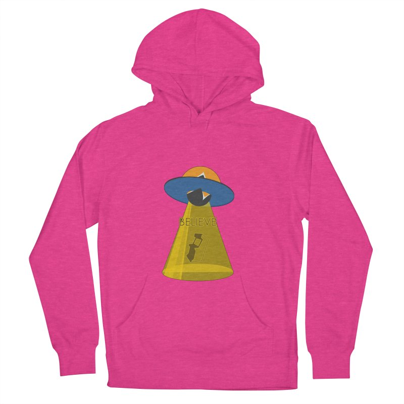 strange headache 01 Women's French Terry Pullover Hoody by NeoGAF Merch Shop
