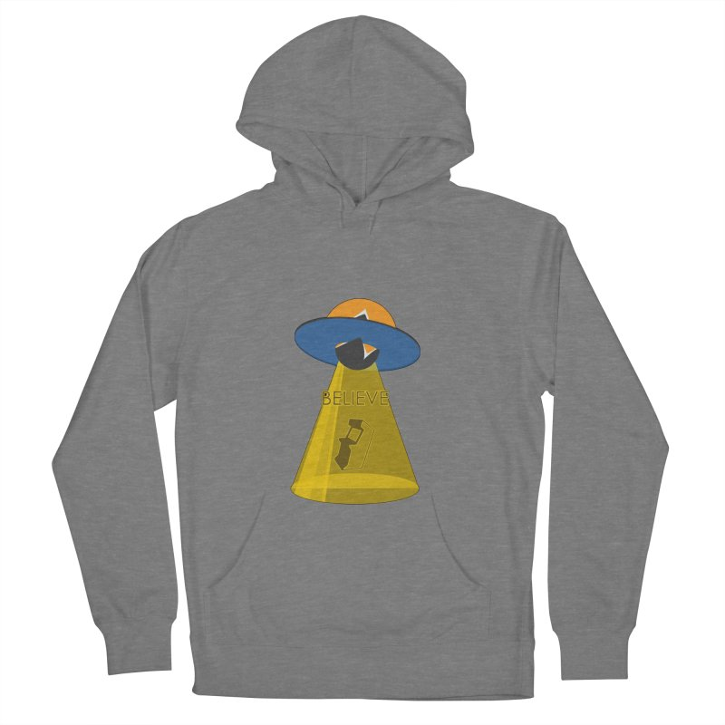 strange headache 01 Men's French Terry Pullover Hoody by NeoGAF Merch Shop