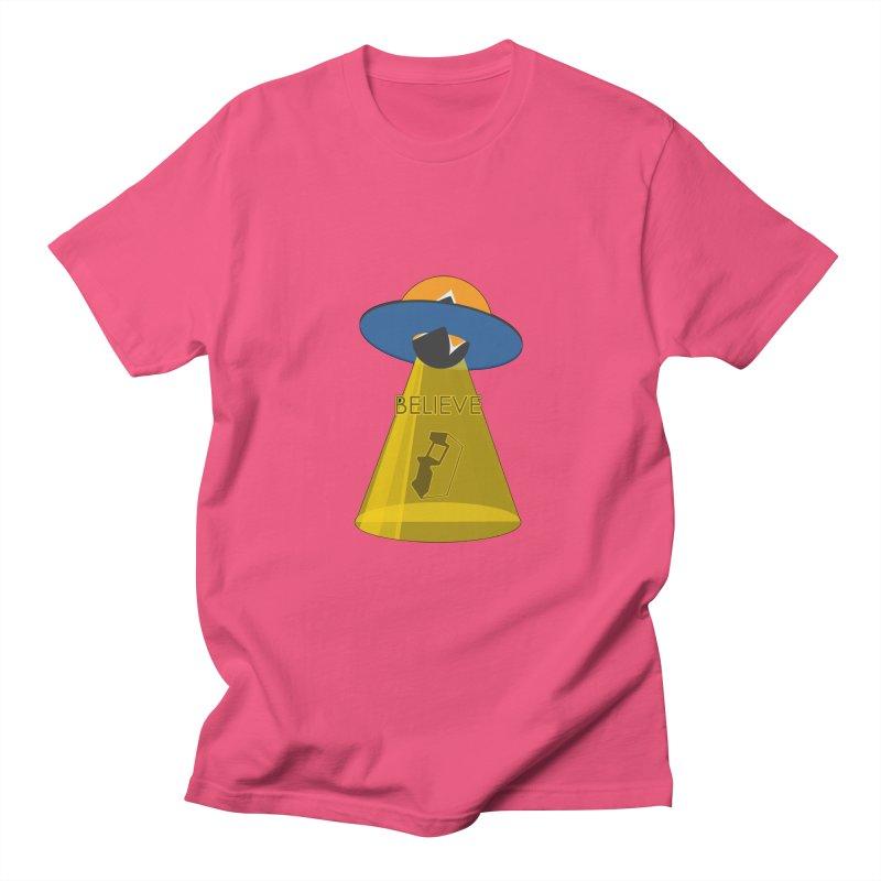 strange headache 01 Men's Regular T-Shirt by NeoGAF Merch Shop