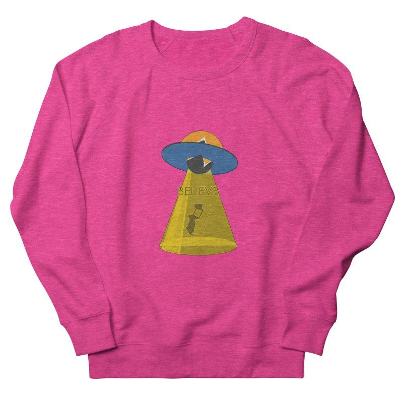 strange headache 01 Women's French Terry Sweatshirt by NeoGAF Merch Shop