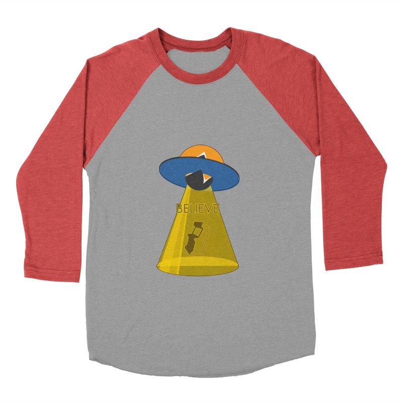 strange headache 01 Men's Baseball Triblend Longsleeve T-Shirt by NeoGAF Merch Shop