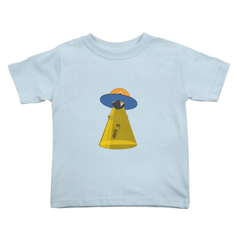 strange headache 01 Kids Toddler T-Shirt by NeoGAF Merch Shop
