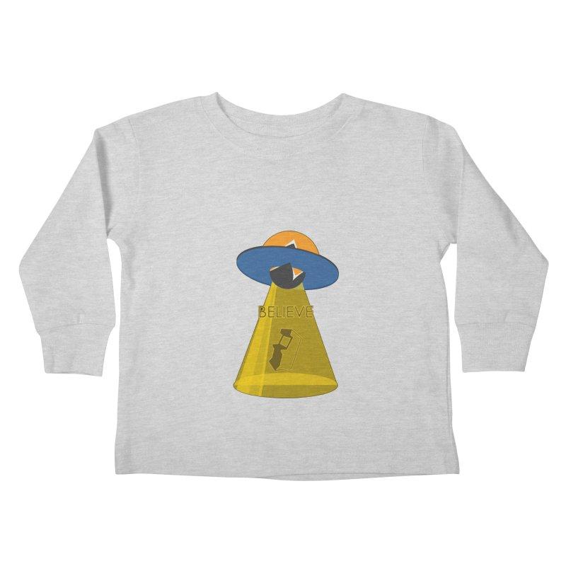 strange headache 01 Kids Toddler Longsleeve T-Shirt by NeoGAF Merch Shop