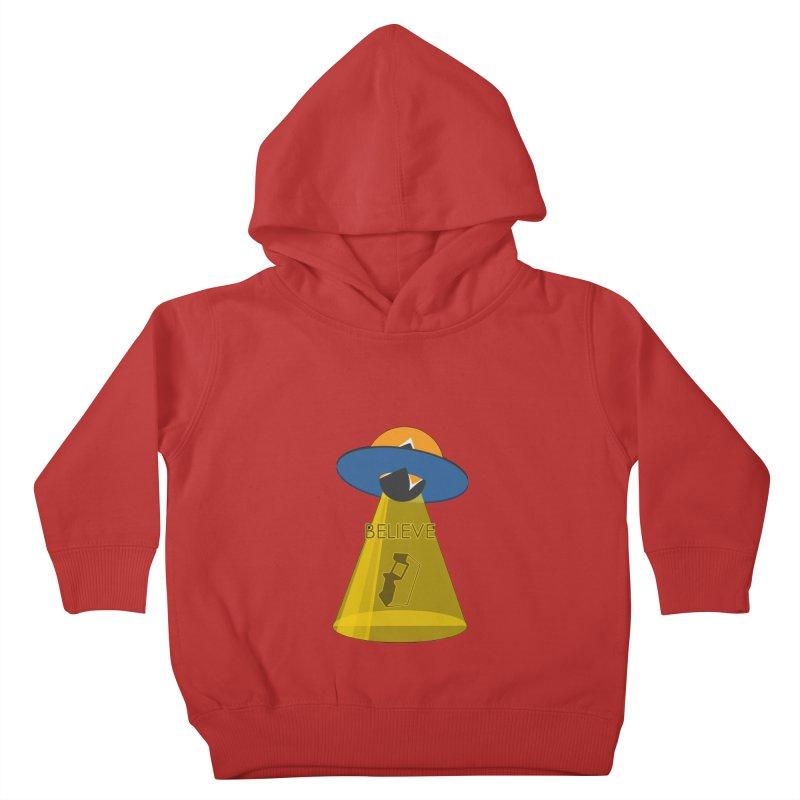 strange headache 01 Kids Toddler Pullover Hoody by NeoGAF Merch Shop