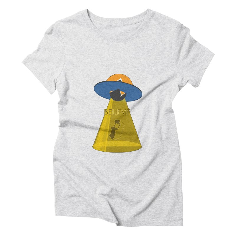strange headache 01 Women's Triblend T-Shirt by NeoGAF Merch Shop