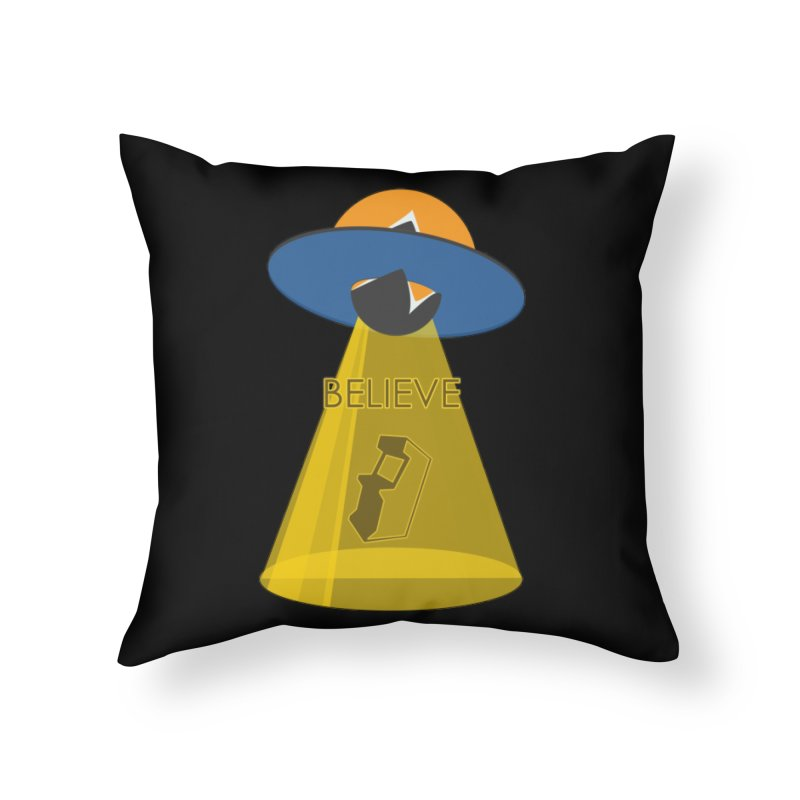 strange headache 01 Home Throw Pillow by NeoGAF Merch Shop