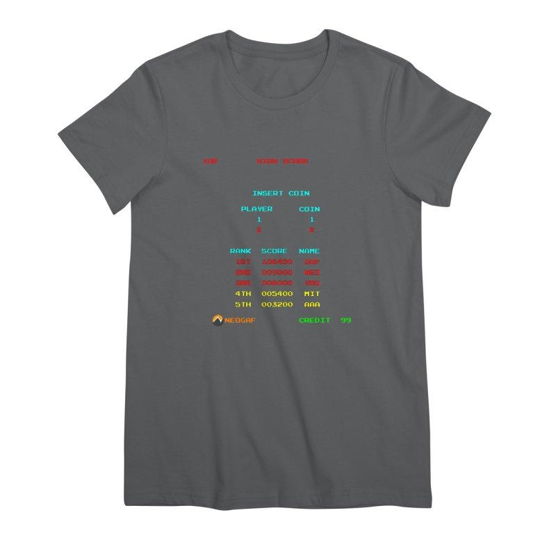 strange headache 02 Women's T-Shirt by NeoGAF Merch Shop