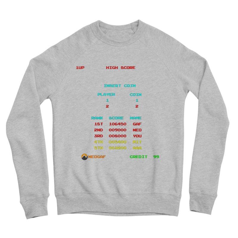 strange headache 02 Women's Sponge Fleece Sweatshirt by NeoGAF Merch Shop