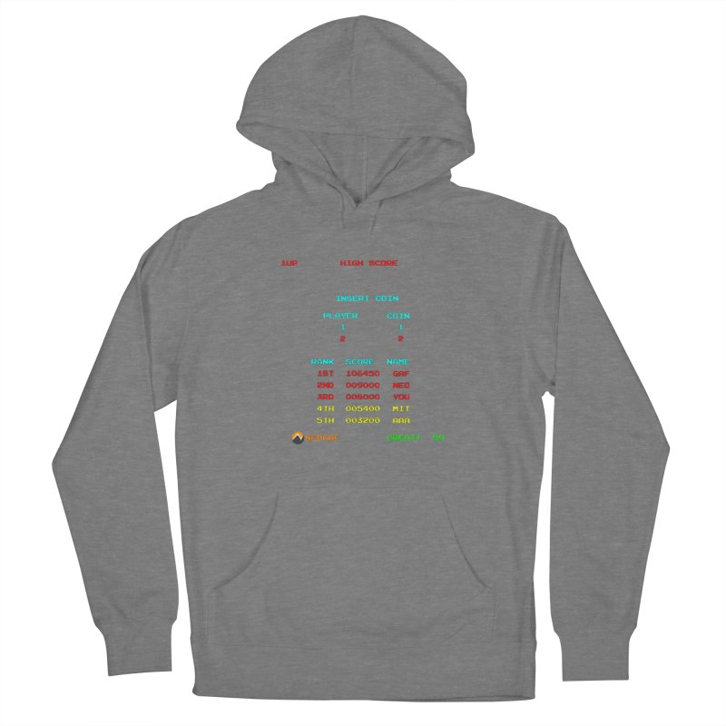 strange headache 02 Men's French Terry Pullover Hoody by NeoGAF Merch Shop