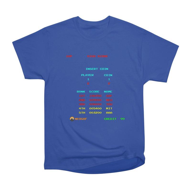 strange headache 02 Men's Heavyweight T-Shirt by NeoGAF Merch Shop