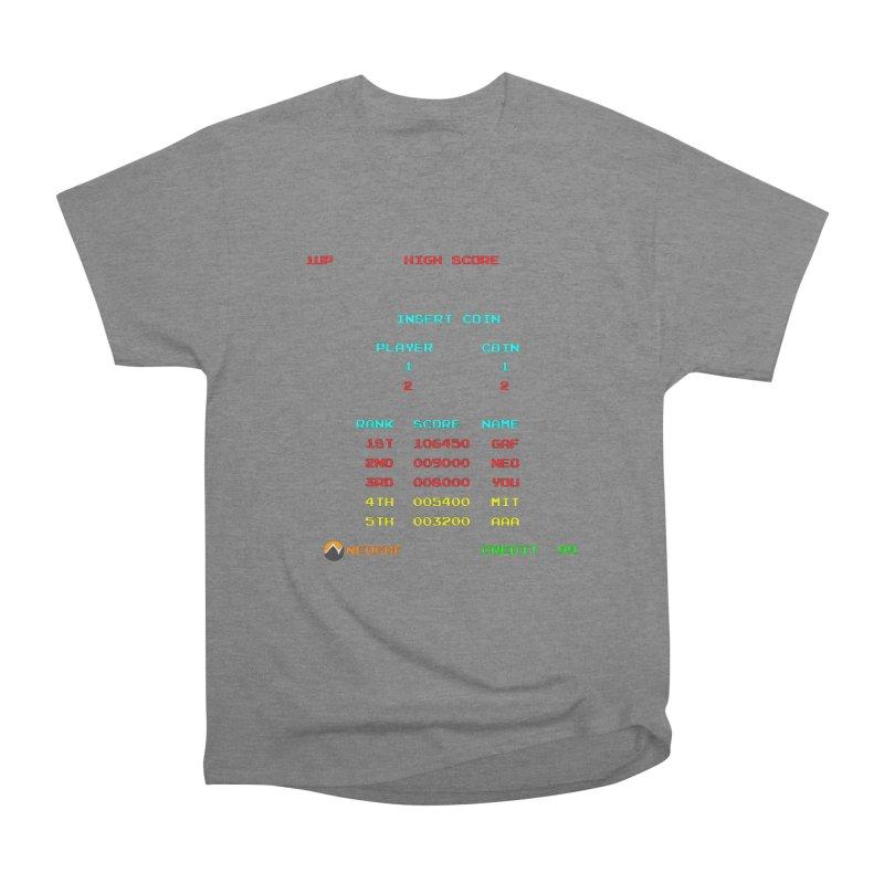 strange headache 02 Women's Heavyweight Unisex T-Shirt by NeoGAF Merch Shop