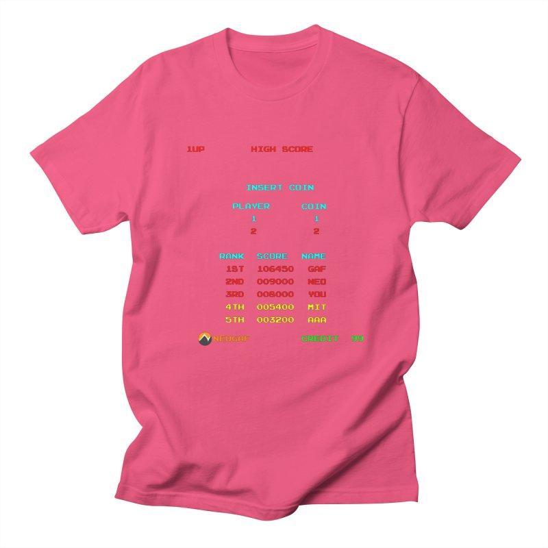 strange headache 02 Women's Regular Unisex T-Shirt by NeoGAF Merch Shop