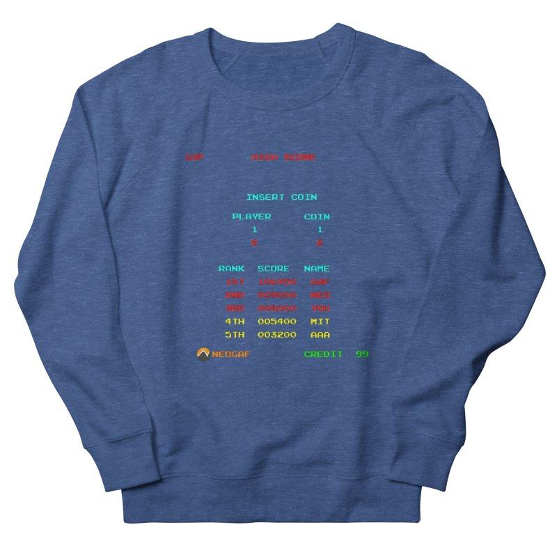 strange headache 02 Women's French Terry Sweatshirt by NeoGAF Merch Shop