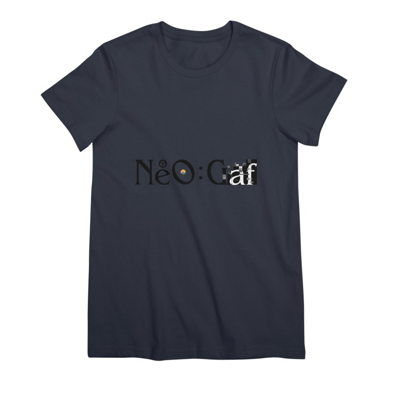 cloudstrife 01 Women's Premium T-Shirt by NeoGAF Merch Shop