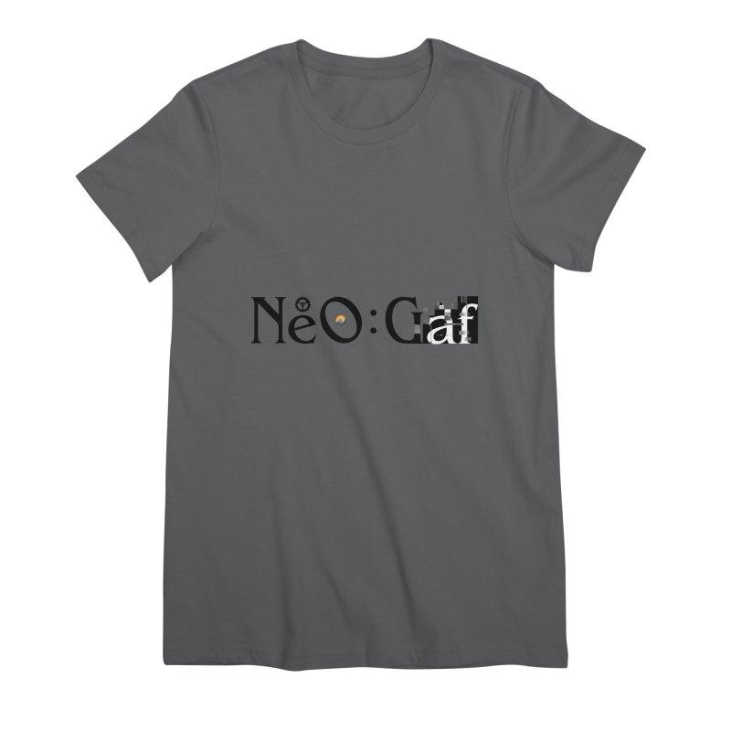 cloudstrife 01 Women's T-Shirt by NeoGAF Merch Shop