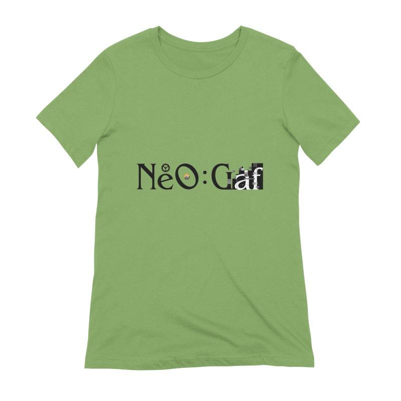 cloudstrife 01 Women's Extra Soft T-Shirt by NeoGAF Merch Shop