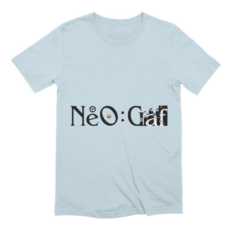 cloudstrife 01 Men's Extra Soft T-Shirt by NeoGAF Merch Shop