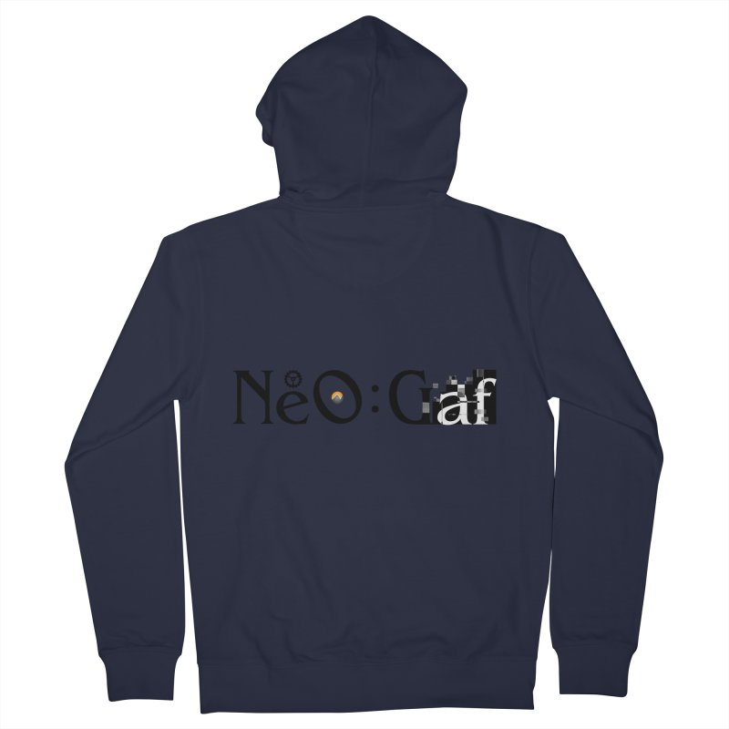 cloudstrife 01 Men's French Terry Zip-Up Hoody by NeoGAF Merch Shop