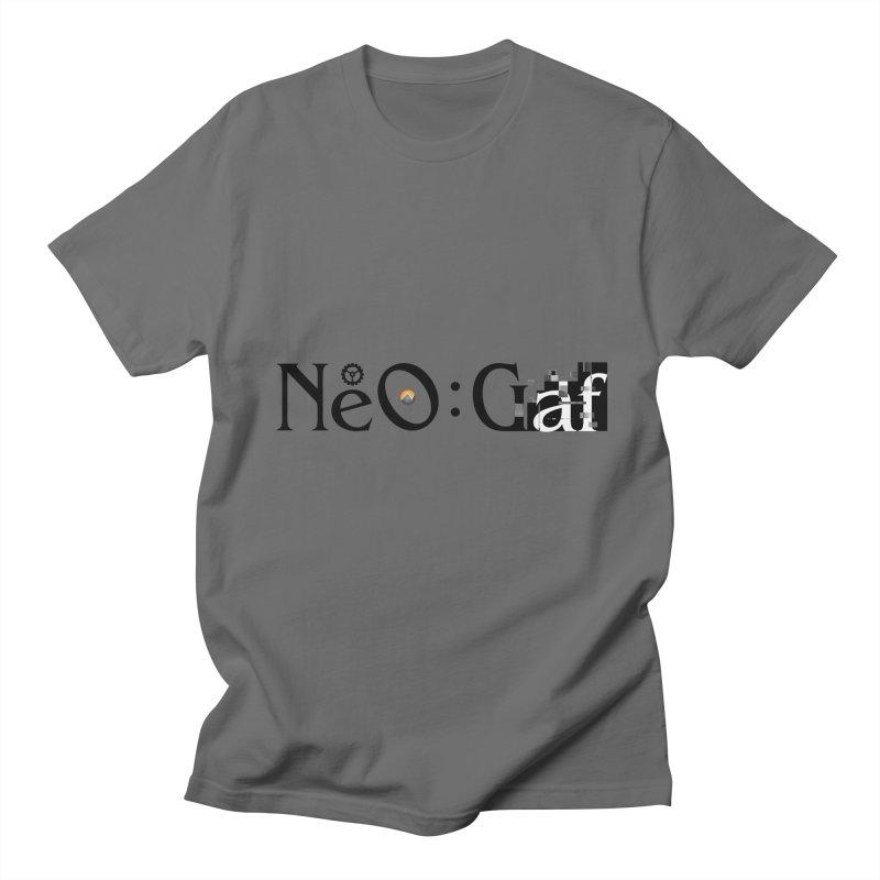 cloudstrife 01 Men's T-Shirt by NeoGAF Merch Shop