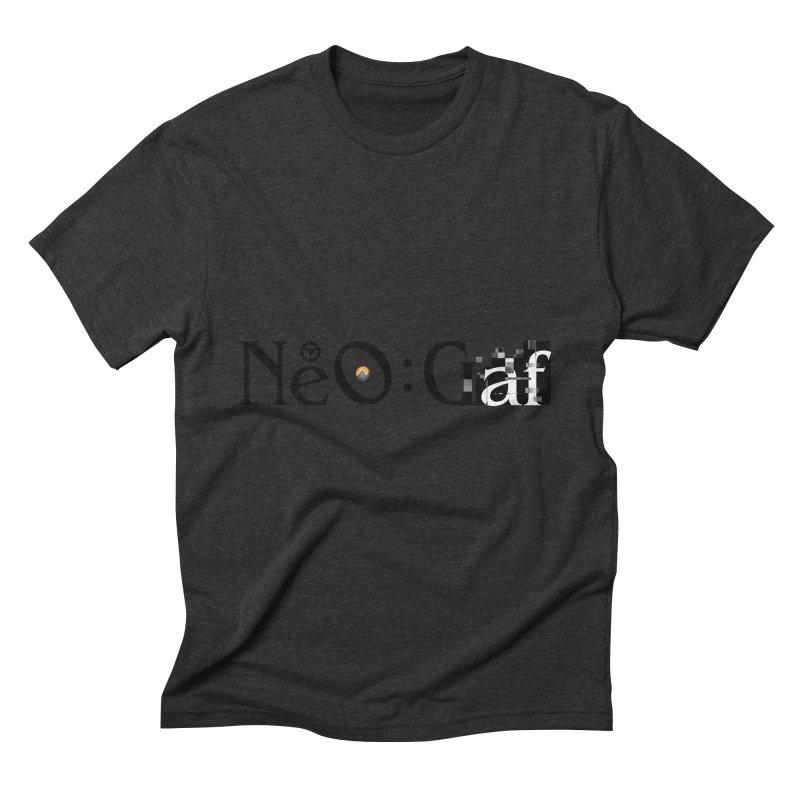 cloudstrife 01 Men's Triblend T-Shirt by NeoGAF Merch Shop