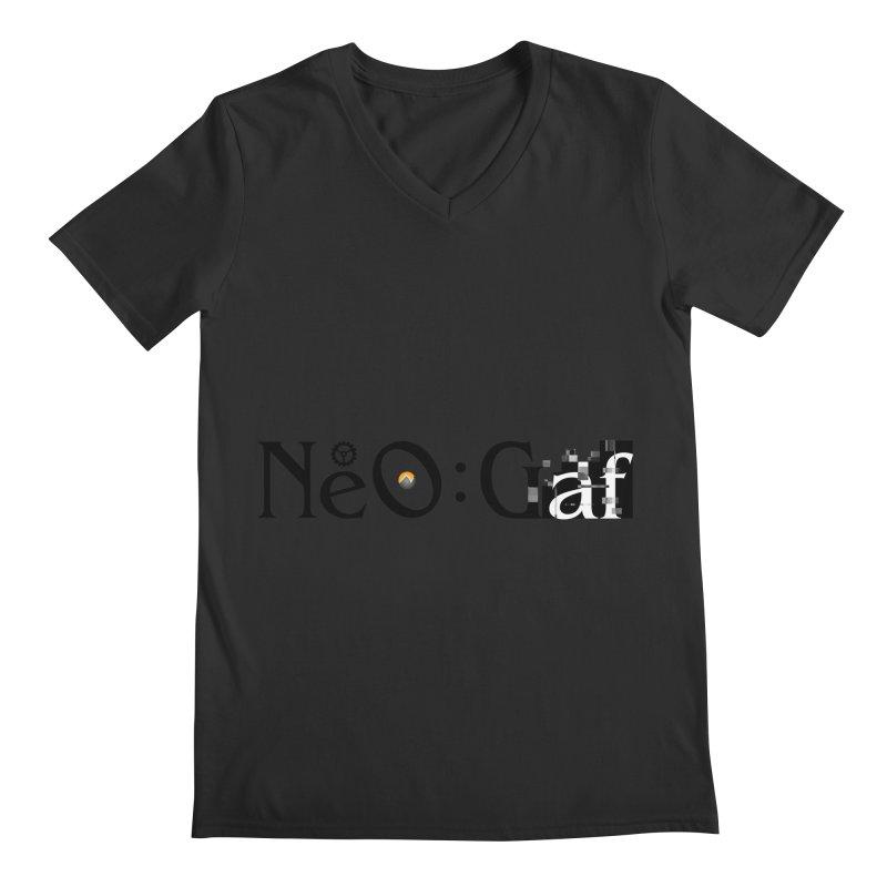 cloudstrife 01 Men's Regular V-Neck by NeoGAF Merch Shop