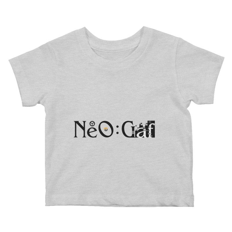 cloudstrife 01 Kids Baby T-Shirt by NeoGAF Merch Shop