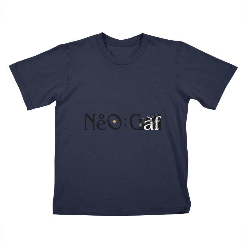 cloudstrife 01 Kids T-Shirt by NeoGAF Merch Shop
