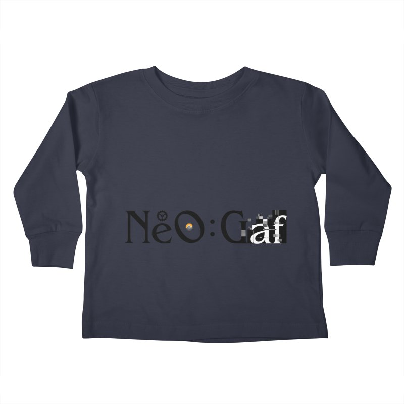 cloudstrife 01 Kids Toddler Longsleeve T-Shirt by NeoGAF Merch Shop