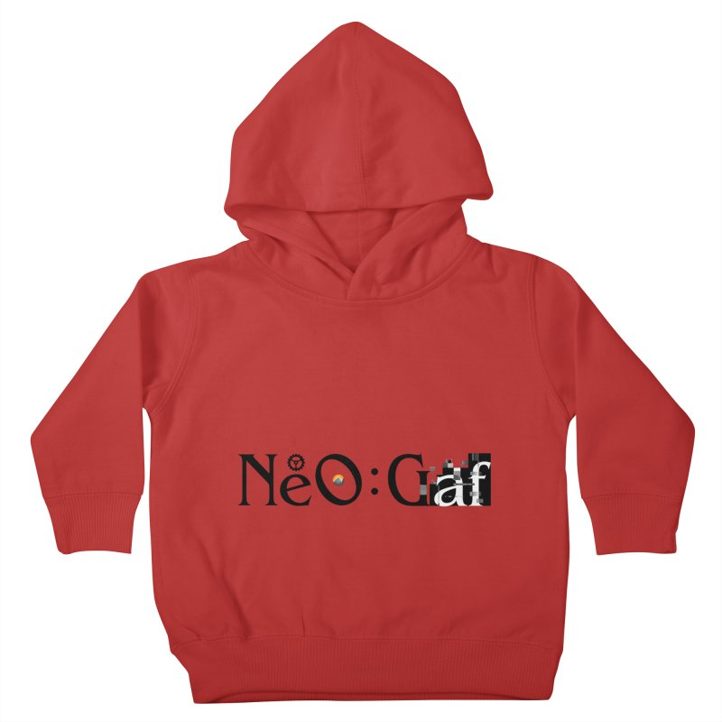 cloudstrife 01 Kids Toddler Pullover Hoody by NeoGAF Merch Shop