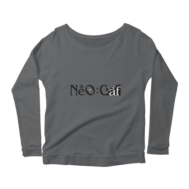 cloudstrife 01 Women's Longsleeve T-Shirt by NeoGAF Merch Shop