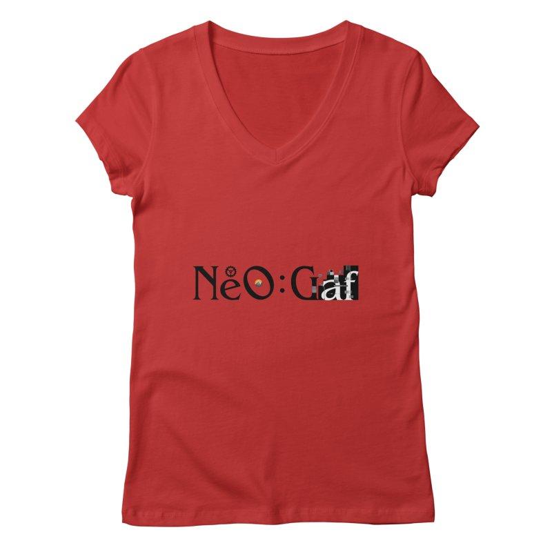 cloudstrife 01 Women's Regular V-Neck by NeoGAF Merch Shop